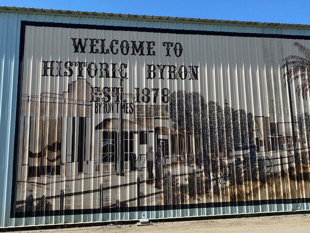 East Byron